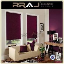 fancy designs fashion curtain window / blackout roller blind