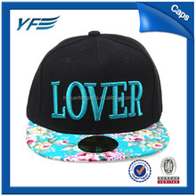 Design Ladies Dress Hats Wholesale Baseball Snapback
