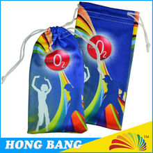 HBD974 OEM microfiber cleaning mobile phone pouch
