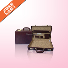 beauty Brown old fashion briefcases
