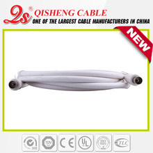 Linan coaxial cable factory rg6 cable,rg59 cable CCTV cable,rg59+2c hdmi to scart cable