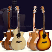 """40""""/41"""" Acoustic Guitar guitar chords in Spruce quality"""