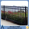 metal spear top iron fencing parts,decoration metal trellis, cheap wrought iron fence