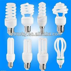15w/26w U&Spiral energy saver lamps,energy saving bulbs,cfl bulb