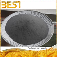 Best10H mineral powder, reduced iron powder,sponge iron powder