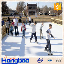 UHMW-PE hockey shooting pad,small outdoor skating rink,pe sheet for children playground