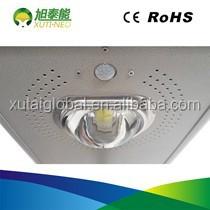 Garden/ Outdoor/ Pathway/ Highway YANTAI XUTAINEO IP65/ 10W SOLAR ENERGY STREET LIGHT