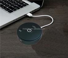 Bluetooth Music Audio Receiver Adapter for Phone Speaker