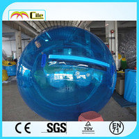 CILE 2015 Newest Customized High quality inflatable Blue water walking ball for sale