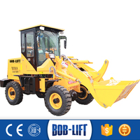 Compact Wheel Loader for Construction