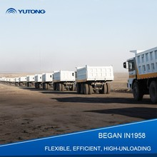 YUTONG Effcient And High Quatily 40t 10-wheel dump Truck For Sale