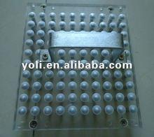 100 holes manual capsule filler