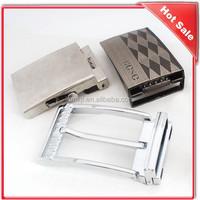 metal man 40mm nickel plating military custom belt buckle manufacturers