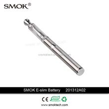 Amazing Smok E-slim Ego Slim Battery Electronic Cigarette Ego/510 Batteries
