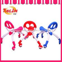 TJ-601 mini coches para niños con ruedas de goma universales