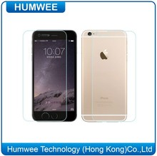 Ultra-Clear High Definition (HD) Tempered Glass Screen Protectors for iPhone 6