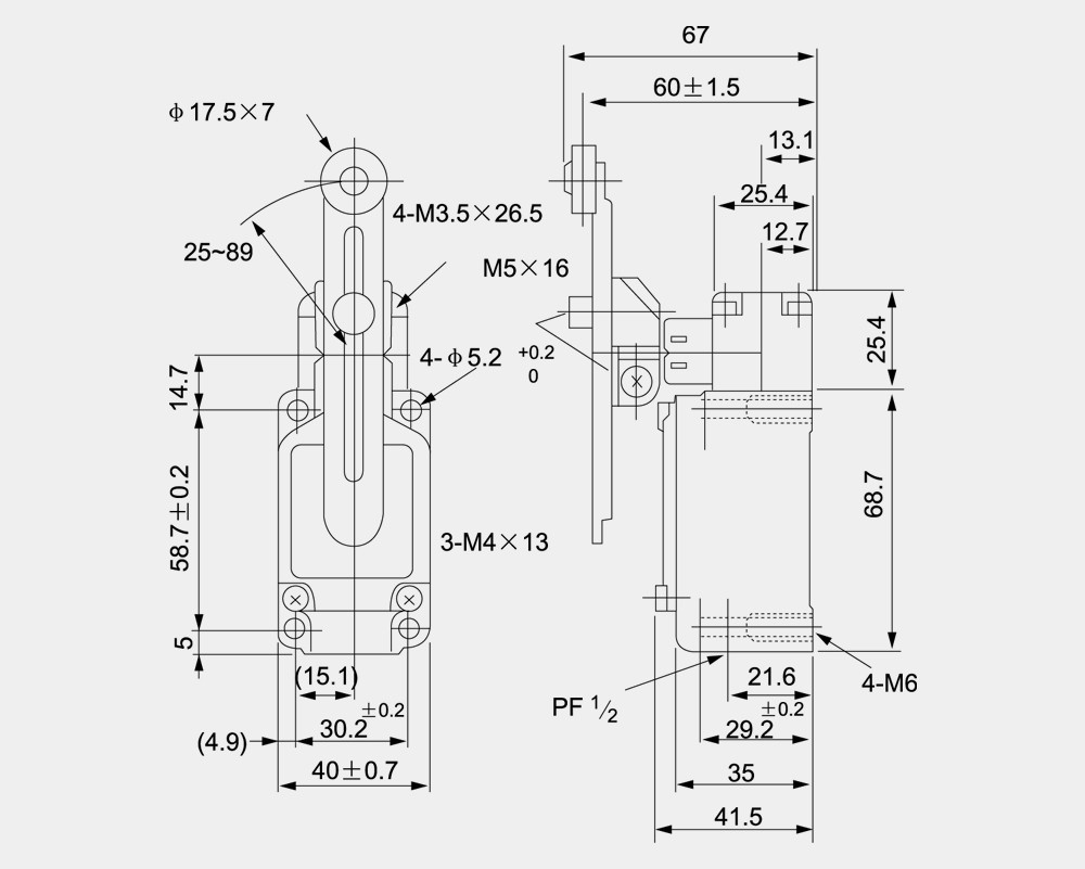 Omron Limit Switch Wiring Diagram Wire Data Schema Key Symbol New Image Ip67 Adjustable Stainless Steel Roller Safty Rh Alibaba Com Servo 140