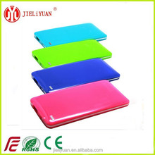 The new arrival ABS material high performance 4000mAh polymer mobile power source
