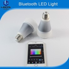LED home light romantic color changing christmas light controller music