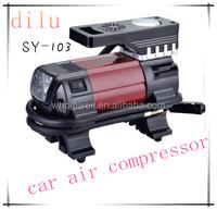 12v factory direct supply professional car air compressor,150 psi tire inflator,35L/Min car compressor