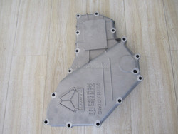 Oil cooler cover, aluminium cover for MAN casting