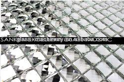 Guangzhou Glass Mosaic Making Machine Glass Machinery