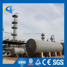 High Profit crude tire oil distillation plant,oil refinery plant,industrial distillation equipment