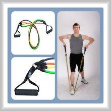 crossfit safety sleeve latex exercise tube