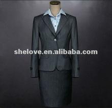 traje sastre de falda