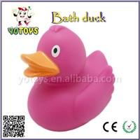 Plastic duck toy/children bathing toy duck/farm animal toy