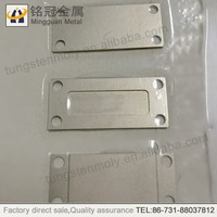 W65Cu35 Tungsten Copper Alloy Electronic Packaging