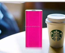 Easy to carry intelligent portable and travel power bank