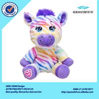 Wholesale baby stuffed plush toy animal on sale