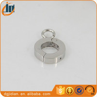 Metal Clasp Spring Ring Clasps For Bracelets And Necklaces