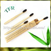 100% biodegradable wholesale eco hotel best toothbrush