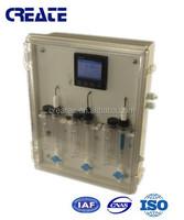 Swimming pool/ph and chlorine tester POP-8300A/chlorine meter/free chlorine dosing system
