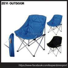 Padded Steel Folding Fold Up Camping Festival Fishing Chair
