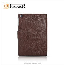 Animal Leather Skin Folding Case For Mini Ipad With Factory Price