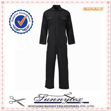 Sunnytex cotton 100 safety golden supplier reasonable price fire retardant overall