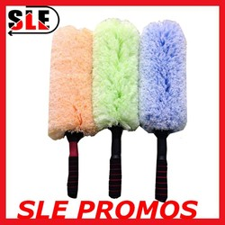 High Quality Hot Selling Microfibre Telescopic Car Cleaning Duster with Metal Handle
