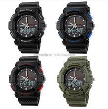 2014 new style Plastic big dial vogue watch fashion wrist watch gps nixonable watch