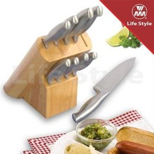 High stainless steel 10 Piece Knives Set/kitchen knives