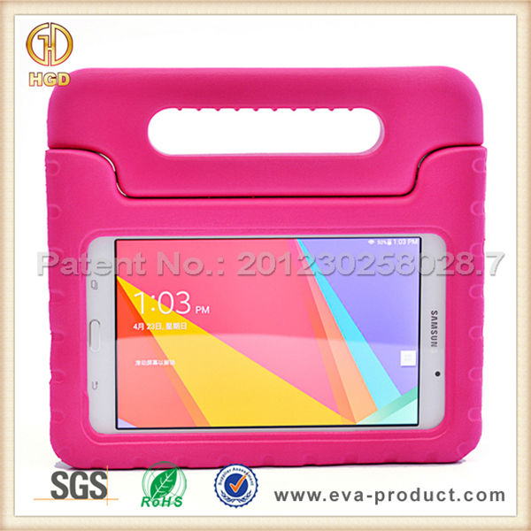 Kids 7 inch Tablet Case with Handle for Samsung Galaxy Tab 4 T230