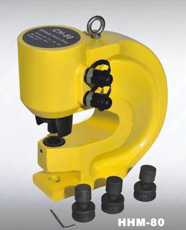 Hydraulique jeu de barres en cuivre cintreuse HHM-60 HHM-70 HHM-80