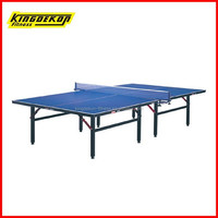 KDK 6001 Folding table tennis tables(fixed)/ping-pong exercise equipment/mini table tennis