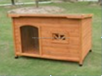 wooden dog cages house