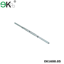 Stainless steel swage closed body swage rigging screw jaw