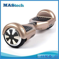 6.5 Inch two wheeled electric scooter self balancing electric scooter paypal 2 wheel electric balance scooter