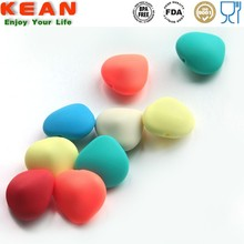 China Manufacturer BPA Free food grade Silicone Teething Beads for Jewelry