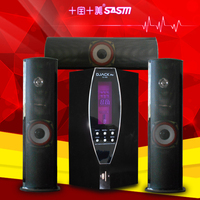 3.1 multimedia hifi loud bass speaker for computer